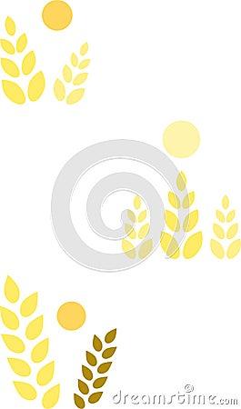 Symbols/icons: Summer Grain (II)