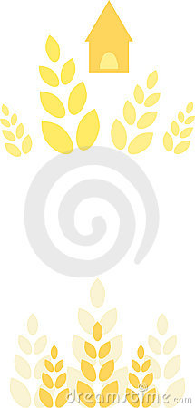 Symbols/icons: Summer Grain (III)