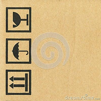 Symbols packing