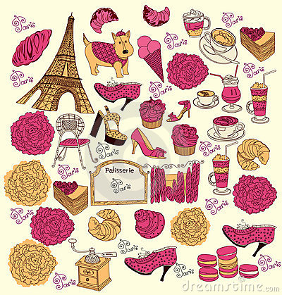 Symbols of Paris