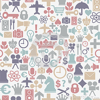 Symbols pattern