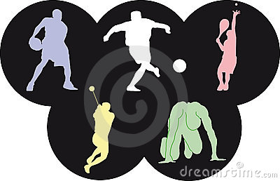 Symbolsolympiska spelsportar