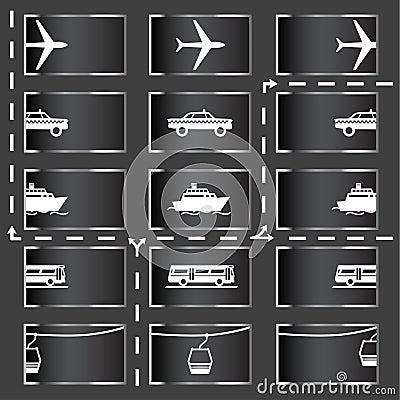 Symbolstransport