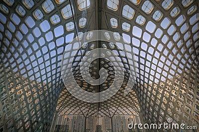 Symmetric buildings