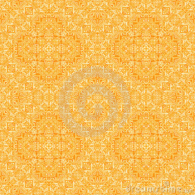 Symmetric design - seamless pattern.