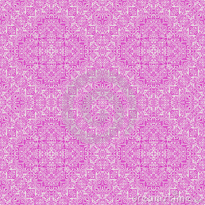 Symmetric design - seamless pattern.