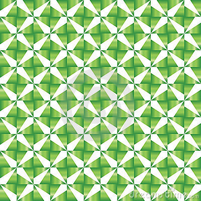 Symmetric Green Pattern