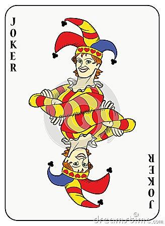 Symmetric Joker