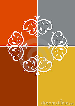 Symmetric ornament