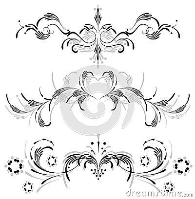 Symmetrical ornament