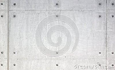 Symmetrical pattern on concrete tiles