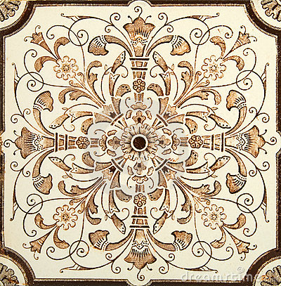 Free Symmetrical Tile Royalty Free Stock Images - 5473199