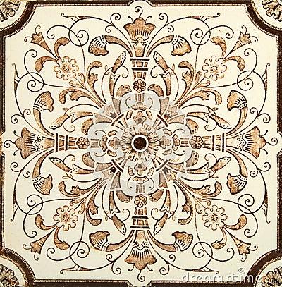 Symmetrical Tile
