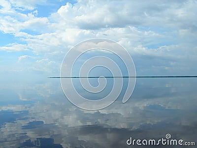 Symmetry on the Amazon