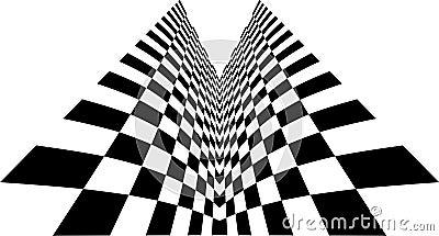 Symmetry checkered
