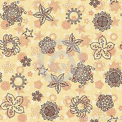 Symmetry Elements Pattern