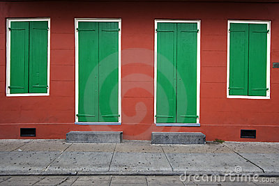 Symmetry: House Wall