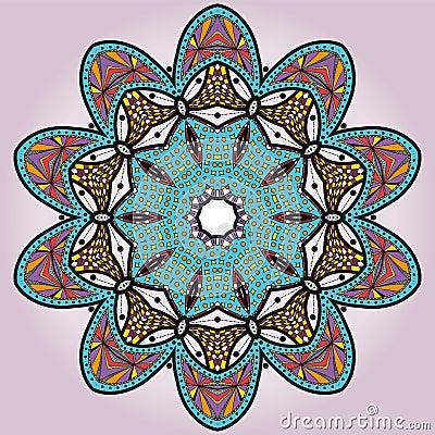 Symmetry pattern 01