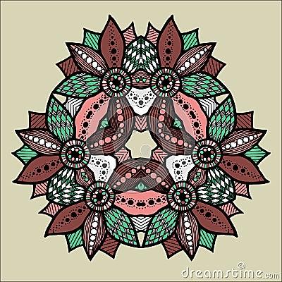 Symmetry pattern 03