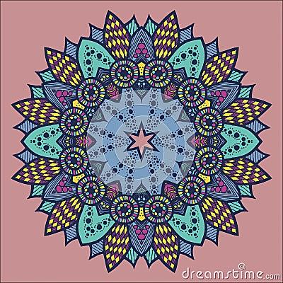 Symmetry pattern 05