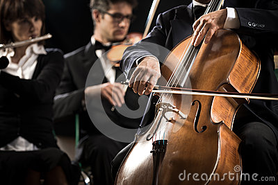 how to play bittersweet symphony on cello