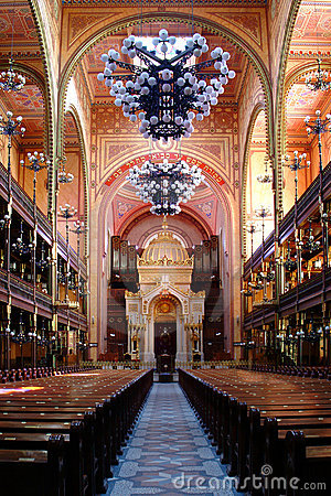 Free Synagogue Budapest Royalty Free Stock Photos - 23270598