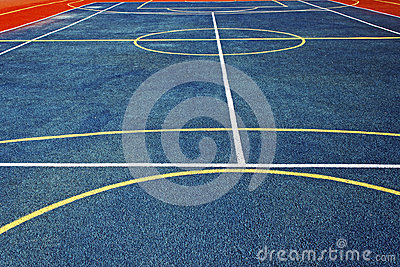 Synthetic sports field 1