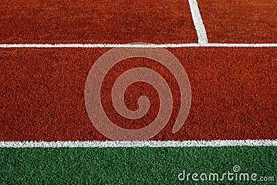Synthetic sports field 13