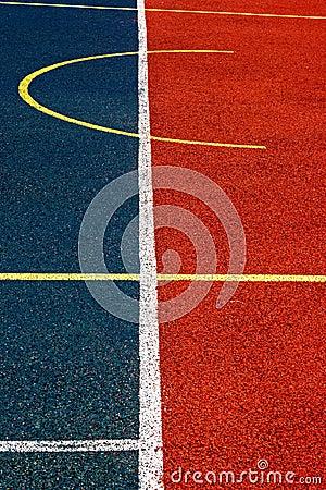 Synthetic sports field 43