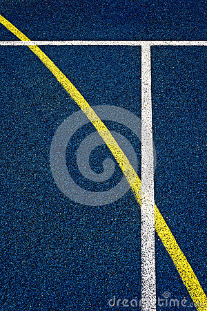 Synthetic sports field 45