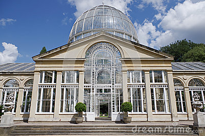 Syon Park Great Conservatory 3 Editorial Image