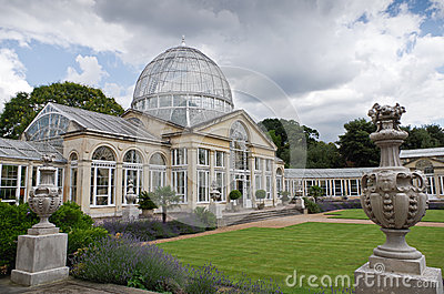 Syon Park Great Conservatory 4 Editorial Photography