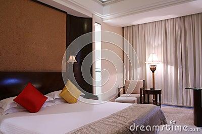 Sypialnia hotel