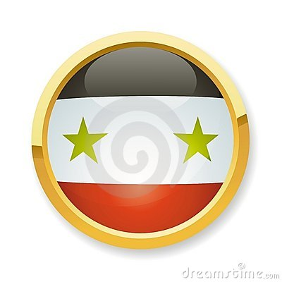 Syria flag button