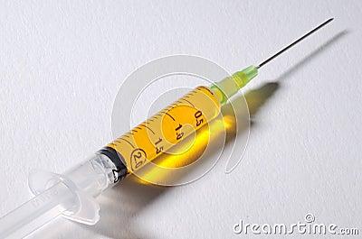 A Syringe