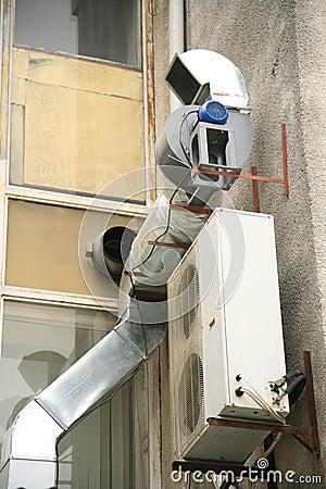 System  ventilation