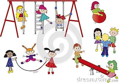 Szczęśliwi dzieci