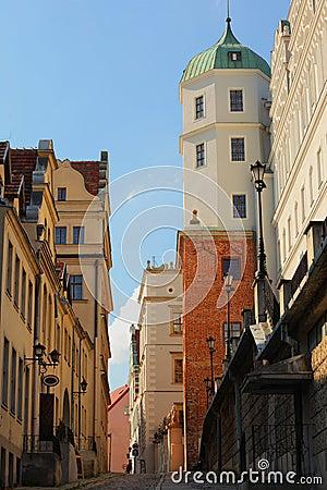 Free Szczecin Castle Stock Photo - 18463830