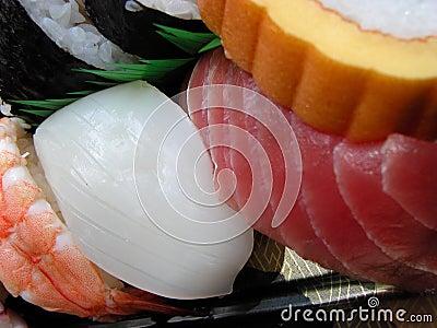 Szczegóły sushi