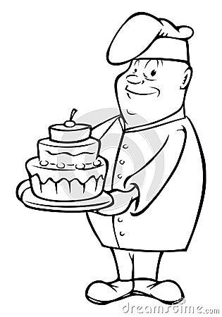 Szef kuchni samiec