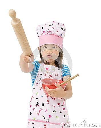 Szef kuchni trochę