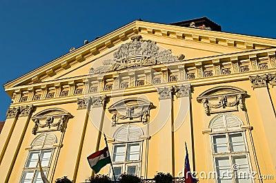Szekesfehervar Palace