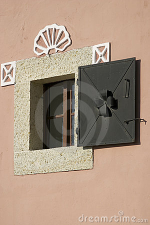 Szentendre window