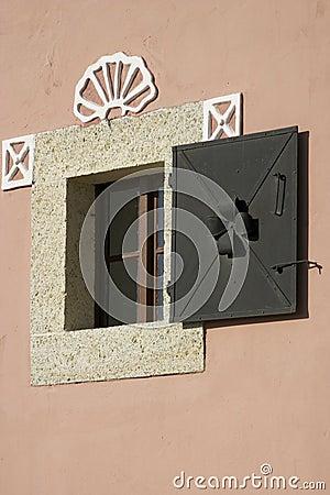 Szentendre window
