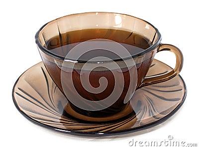 Szklana herbata