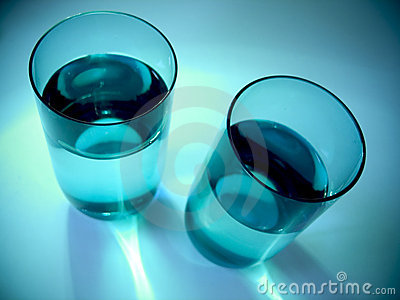Szklankę wody