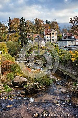 Free Szklarska Poreba Town In Poland Royalty Free Stock Images - 68963519