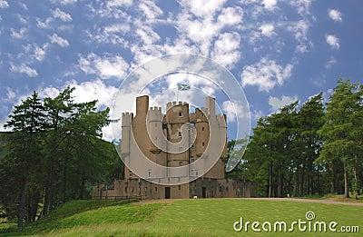 Szkocka zamku