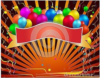 Sztandaru świętowanie