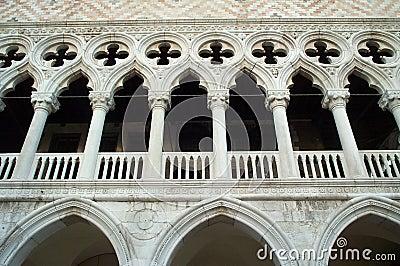 Sztuczka fasadowy główny pałac